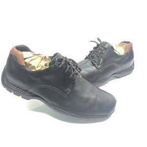 Cole Haan Black Leather Oxford Shoe Men's 9